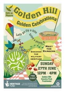 Golden Hill Fort Celebration Flyer